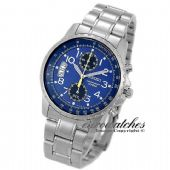 SEIKO NEW GENTS WIDE DATE CHRONOGRAPH SNN075P1